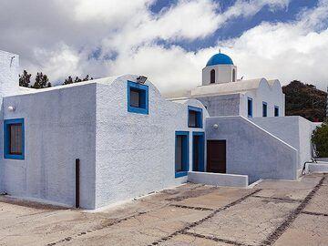 The little church of Profitis Ilias. (Photo: Tobias Schorr)
