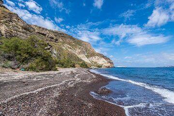 The beach next to Balos (Photo: Tom Pfeiffer)