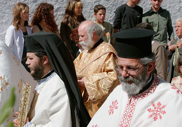 Durante la procesión (Photo: Tom Pfeiffer)