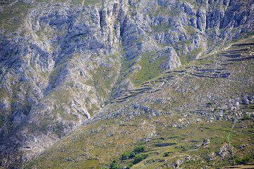 The slopes of Profitis Ilias Mountain (Photo: Tom Pfeiffer)