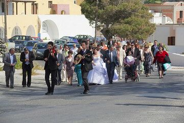 Wedding (Photo: Tom Pfeiffer)