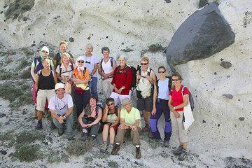 Faszination Volcano: Santorini tour Oct 08, photos (Photo: Tom Pfeiffer)