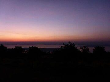 Akagera NP extension - Dawn above Lake Ihema, Rwanda´s second largest lake located at the border with Tanzania (Photo: Ingrid Smet)