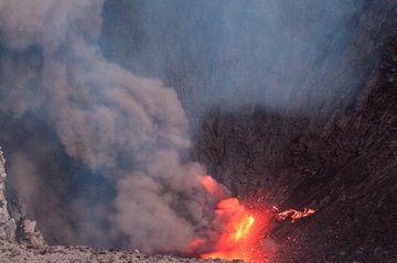 Eine Auswahl von Fotos, die von Alexander Shinkov in der Runde der Welt Vulkan tour im September 2010. (Photo: Alexander Shinkov)