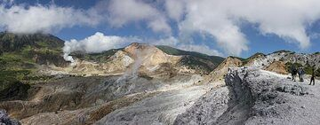 Gunung Papandayan (Photo: Ivana Dorn)