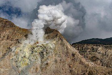 Nuances of volcanic light (Photo: Ivana Dorn)