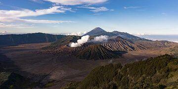 The beauty of volcanoes in the Tengger Caldera and Semeru (Photo: Ivana Dorn)