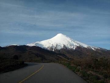 Osorno stratovolcano, Chile (Photo: C.Utreras-DGEO)