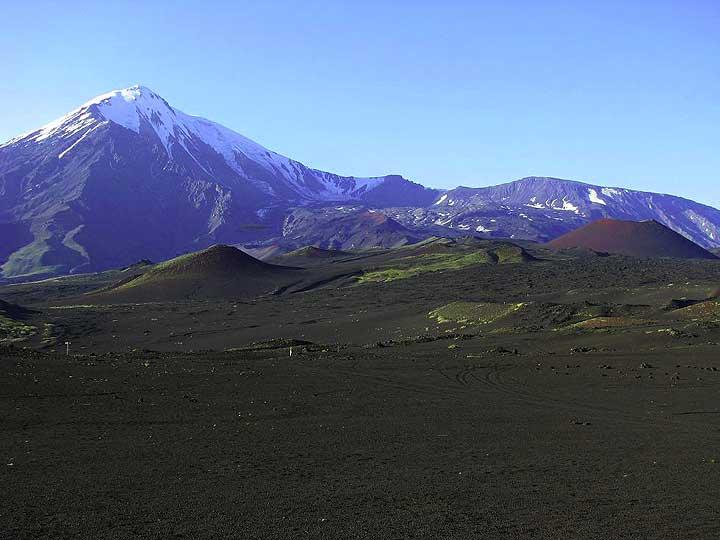 Tolbachik volcano, Kamchatka (Photo: Anastasia)