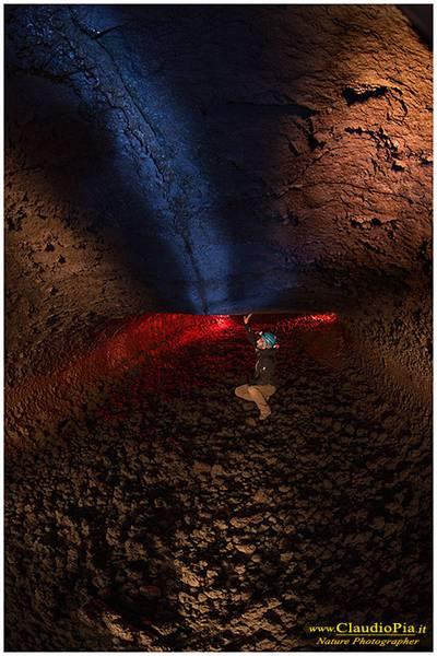 Etna, Cassone lava cave (Photo: ClaudioPia)