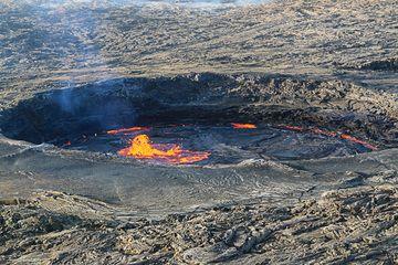 Erta Ale lava lake (Photo: Dietmar)