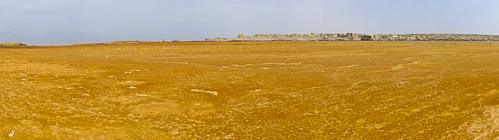 Salt flat at Dallol (Photo: Dietmar)