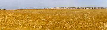 Salt flat at Dallol (Photo: Dietmar)