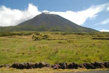 Pico volcano, Pico Island, Açores Archipel (2007) (Photo: Hugues)