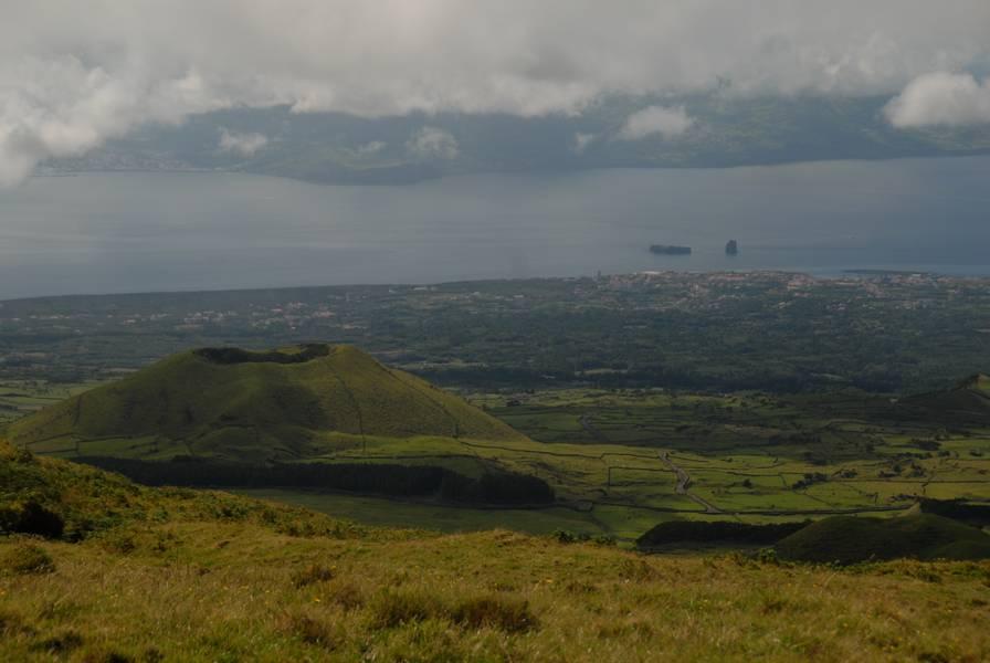 Cinder cone, Pico Island, Açores Archipel (2007) (Photo: Hugues)
