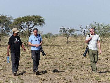 DAY 2: Short safari in Awash National Park (Photo: Ingrid)