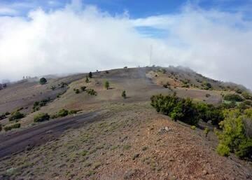 Malpaso - at 1.500 m above sea level the highest peak on El Hierro, Canary islands (Photo: Janka)