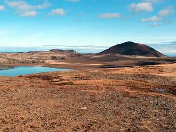 Cinder cone in the Berserkjahraun lava field belonging to the volcanic system of Ljósufjöll, Iceland (Photo: Janka)