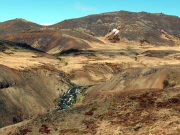 Hengill geothermal area, Iceland (Photo: Janka)