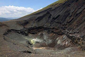 Crater, Gunung Lokon, Tomohon, North Sulawesi, Indonesia (Photo: Jay Ramji)