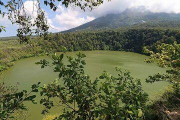 Lake Tolire At The Base Of Gunung Gamalama, Ternate, North Maluku, Indonesia (Photo: Jay Ramji)