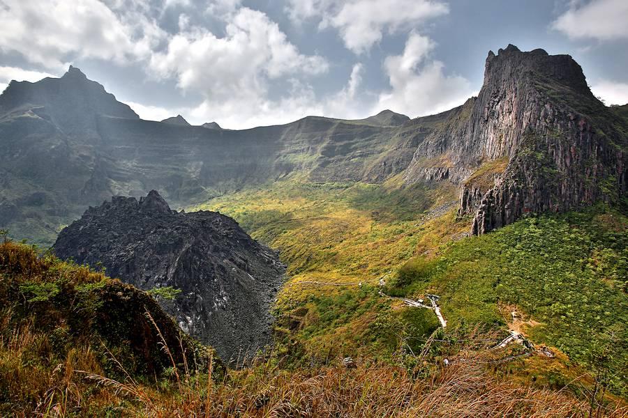 Kelud volcano, East Java, Indonesia (Photo: Jiri VonDrak)