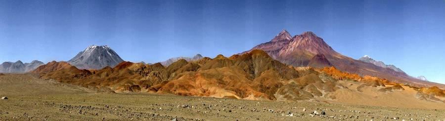 Lascar Volcano, Chile (Photo: Jiri VonDrak)