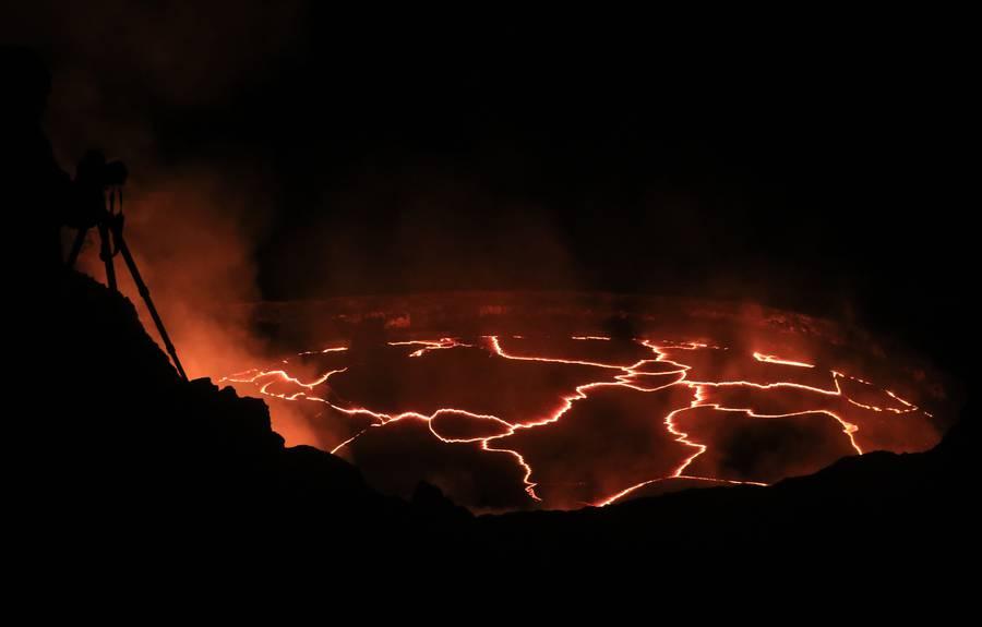 Halemaumau crater (Photo: KatSpruth)