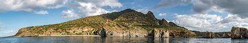 Panorama of Panarea Island (Photo: Markus Heuer)
