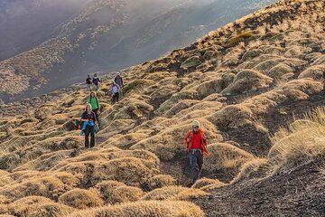 Trail towards Piano Provenzana (Photo: Markus Heuer)