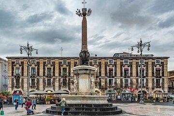 Piazza Duomo, Catania (Photo: Markus Heuer)
