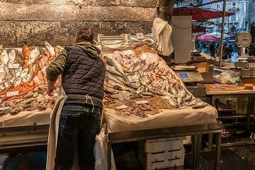 At the fish market (Photo: Markus Heuer)