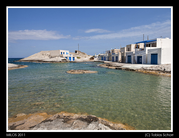 Milos Island, Greece (Photo: Tobias Schorr)