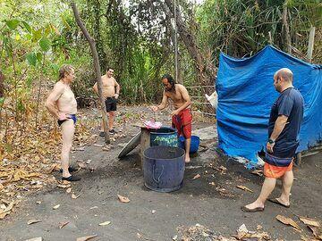 Camp scene (Photo: Ronny Quireyns)