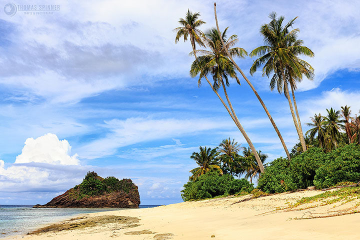 Pulau Masare - a little paradise (Photo: Thomas Spinner)