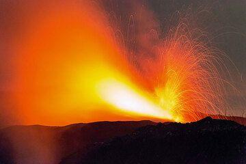 Ibu volcano (Photo: Thomas Spinner)