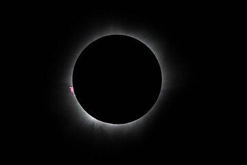 Totality (Photo: Tilmann)