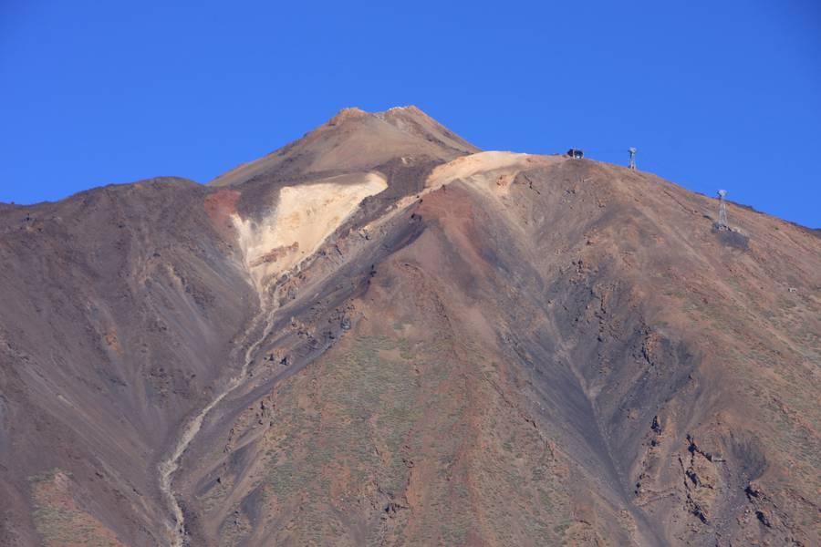Peak of Pico del Teide, Teneriffa Isl., Canaries (Photo: WNomad)