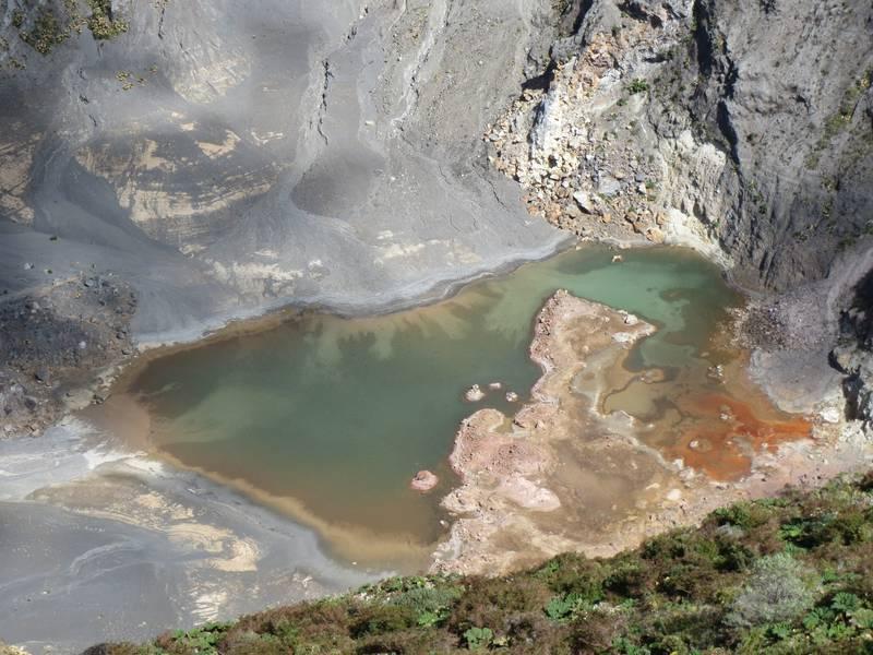 Laguna del Irazu Volcano, Costa Rica (Photo: WNomad)