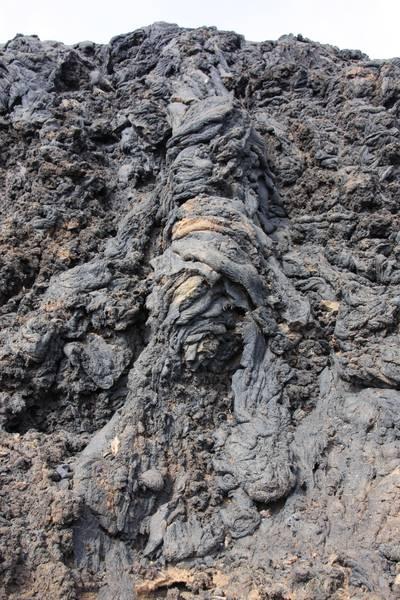Ropy lava pile, La Restinga, El Hierro Isl., Canary Islands (Photo: WNomad)