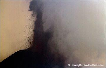 Anak-krakatau eruption on the 3rd September 2012 (Photo: andersen_oystein)