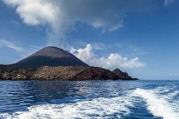 Anak Krakatau (Photo: Uwe Ehlers / geoart.eu)
