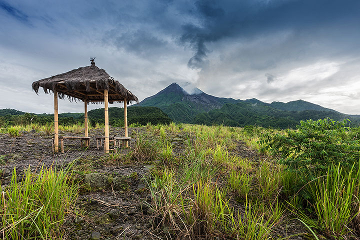 Merapi volcano (Photo: Uwe Ehlers / geoart.eu)