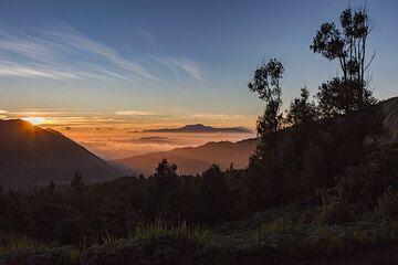 Morning in the Tengger caldera (Photo: Uwe Ehlers / geoart.eu)