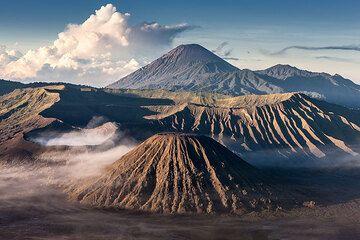 Tengger caldera. (Photo: Uwe Ehlers / geoart.eu)