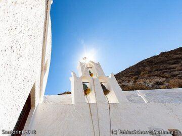 The chapel at Archangelos/Acroitiri. (Photo: Tobias Schorr)