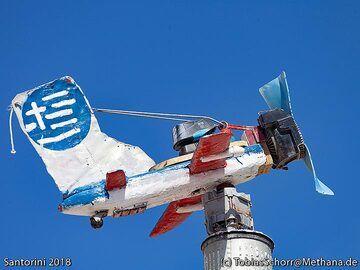 Greek airplane :-) (Photo: Tobias Schorr)