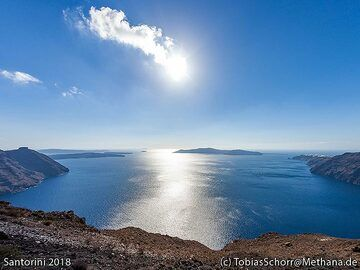 View into the north part of the caldera. (Photo: Tobias Schorr)
