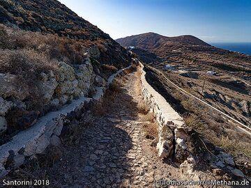 The hiking path to Ia. (Photo: Tobias Schorr)