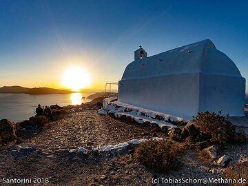 The chapel near Ia. (Photo: Tobias Schorr)